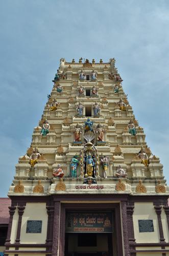 Un temple bien classique