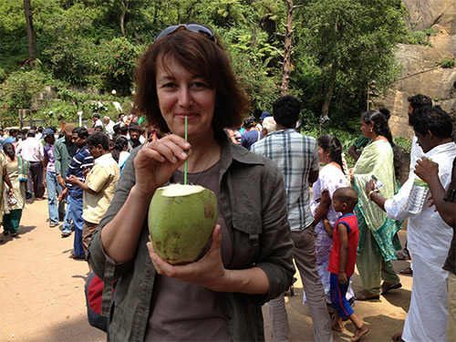 Bonus coconut watter !