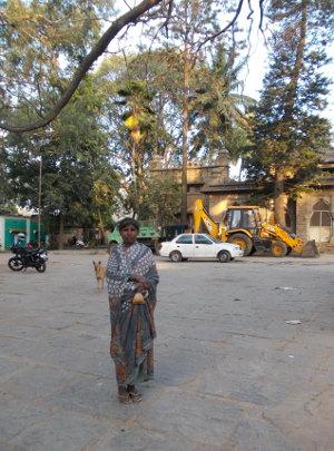 Femmes à Bangalore