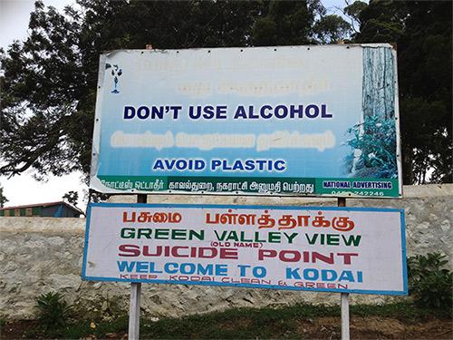 Les indiens ont de l'humour...