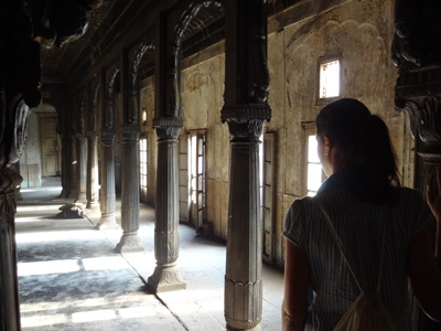 Palace abandonné
